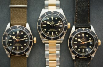 Brand Exclusive: Discover TUDOR's NEW Heritage Black Bay S&G Timepiece