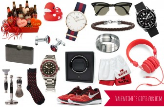 Wakefields Jewellers Gift Guides: Valentine's Day Inspiration – Gifts for Him