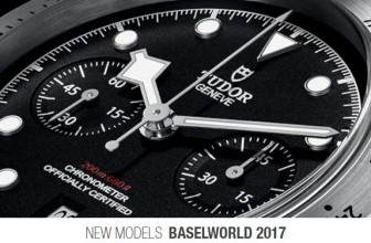 BASELWORLD 2017: Highlights from the new TUDOR watch collection launch