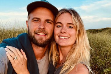 Celebrity Engagements: Take a Closer Look at Cressida Bonas' Vintage-Inspired Engagement Ring