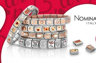 Brand Exclusive: Nomination Valentine's Day Bracelet Promotion – Buy 2 Links Get the Bracelet Free!