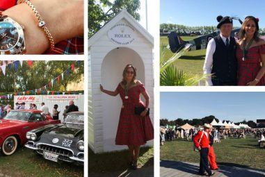 Goodwood Revival Highlights: Wakefields Visit to the Rolex Drivers' Club 2019