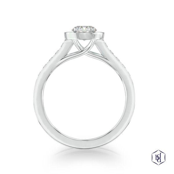 Dulcina Engagement Ring, 0.5ct