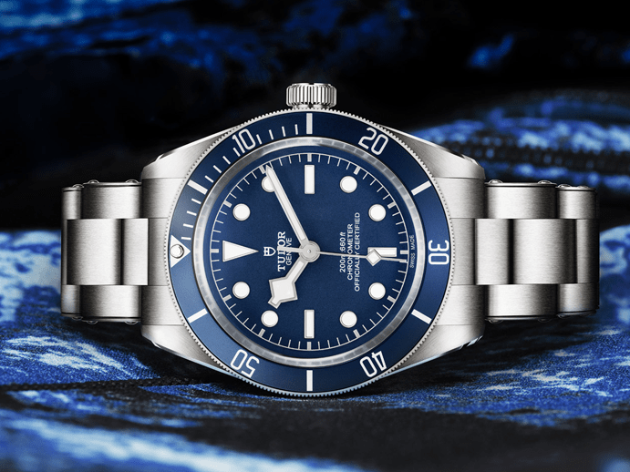 Brand Exclusive: Tudor Watches now available to purchase online with safe and secure home delivery