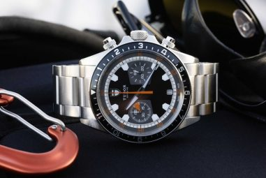CELEBRATING 50 YEARS OF TUDOR CHRONOGRAPHS