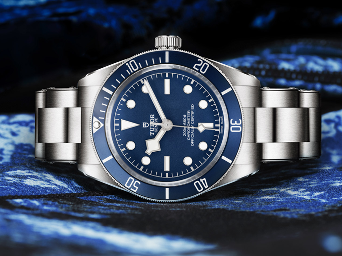 Brand Exclusive: TUDOR Reveals Black Bay Fifty-Eight